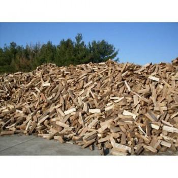 Droog brandhout Eik
